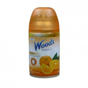 Woods Flowers, Náplň do osvěžovače vzduchu Air Wick - Pomeranč