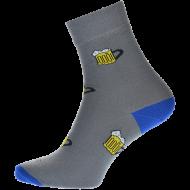 Ponožky Pivo2 - 1 pár, velikost  39-42