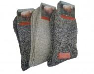 Pánské vlněné ponožky Virgina C-3004 - 3 páry, velikost 43-46