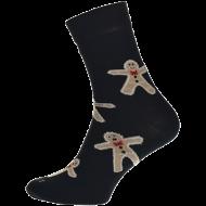 Ponožky Perníček - 1 pár, velikost 35-38