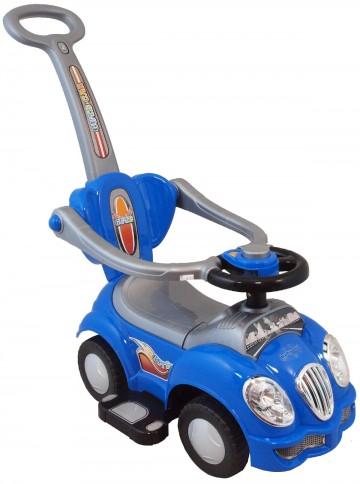 Detské jezdítko 2v1 Baby Mix blue