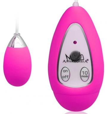 Xtreme 10F tojásvibrátor - Rózsaszín