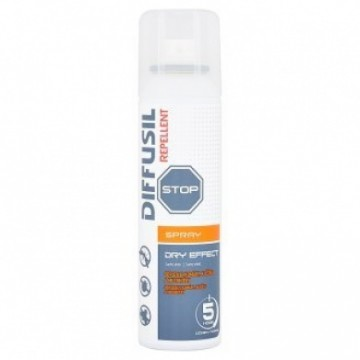 Diffusil Repellent Dry Effect, 150ml