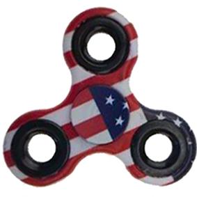Fidget spinner - americká vlajka