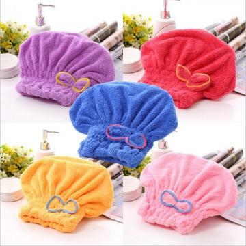 Turban pentru uscarea rapidă a părului
