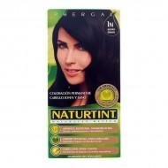 Barva bez amoniaku Naturtint - Ebenová černá, Nº 1N