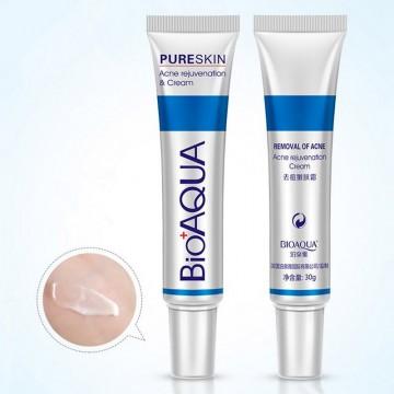 BioAQUA Pure Skin Acne Cream, 30g