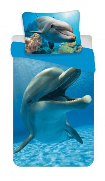Povlečení Delfín 140/200