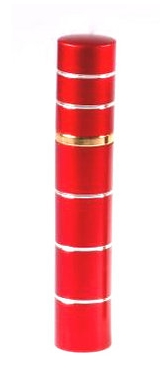 Női paprika spray parfüm kivitel - piros
