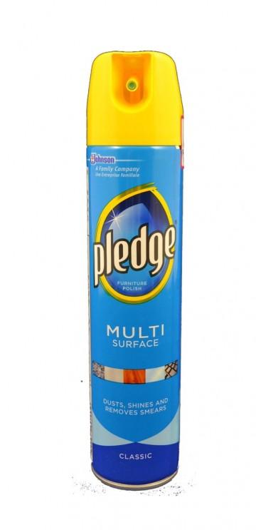 Pledge Multi-Surface 5in1 Classic, 250ml