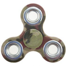 Fidget spinner - maskáčový [9039]
