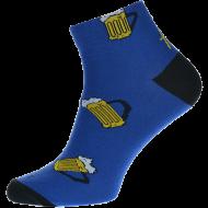Ponožky - Pivo 11 nízké - velikost 39-42