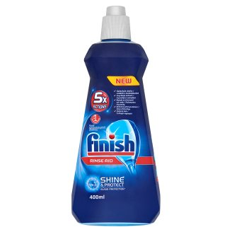 Finish - leštidlo do myčky, 400ml