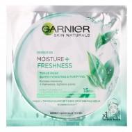 Pleťová maska Garnier Moisture a Freshness, 32g