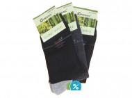 Pánské klasické bambusové ponožky Pesail SC2302 - 3 páry, velikost 43-47