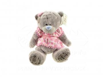 Medvídek Me To You - Růžový 15cm