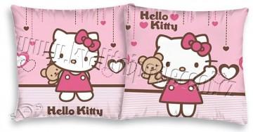 Povlečení na polštářek Hello Kitty Teddy 40x40