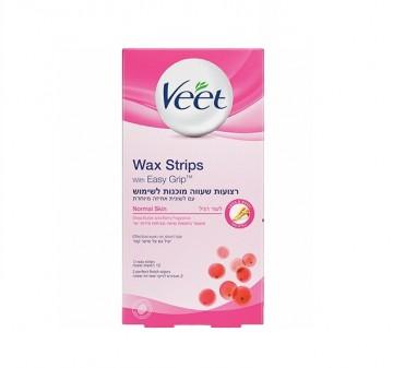 Veet® EasyStrip™ voskové pásky pro normální pokožku