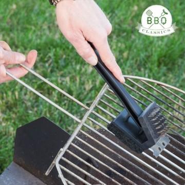 Kartáč na čištění grilů 3v1 BBQ classics