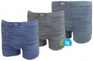 Bambusové boxerky Pesail M0166 - 1ks, velikost L