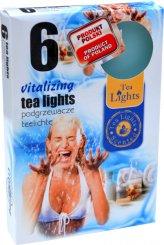 Čajové svíčky 6 kusů –  Vitalita