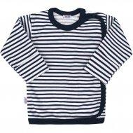 Kojenecká košilka New Baby Classic II, s modrými pruhy