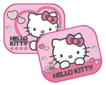Napellenző autóba - Hello Kitty