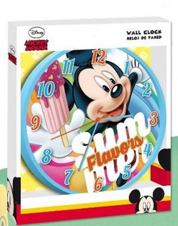 Hodiny Mickey nanuk 25 cm