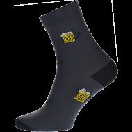 Ponožky Pivo4 - 1 pár, velikost 43-46