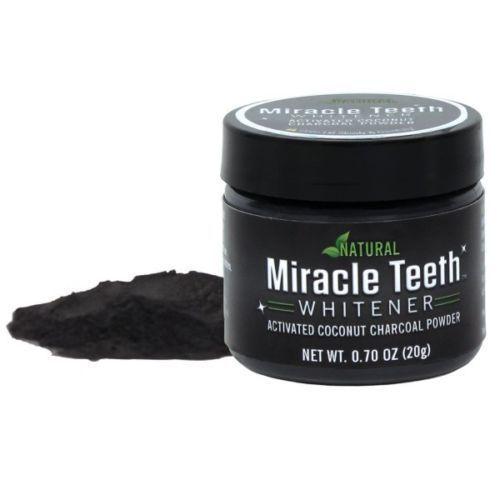 Miracle Teeth - pentru albirea dinților, 20g