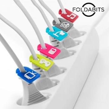 Rozlišovače kabelů - 6ks