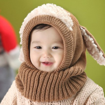 Zimní kukla pro děti - ovečka