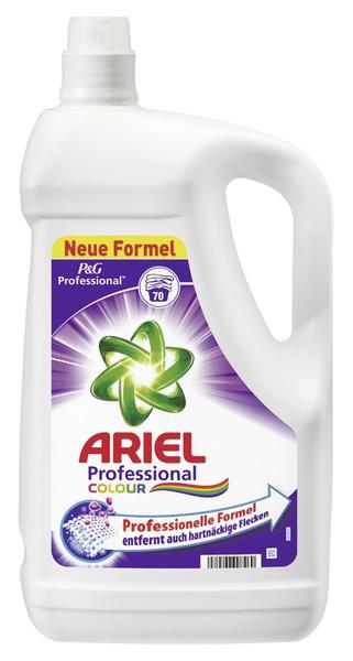 ARIEL ACTILIFT PROFESIONAL 4,55L na barevné prádlo