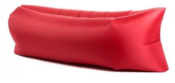 Nafukovací Lazy Bag - červený