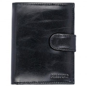 Pánská peněženka Bellugio - černá [998]