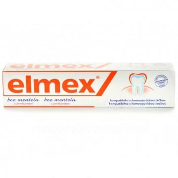 Zubní pasta elmex® Bez mentolu s aminfluoridem