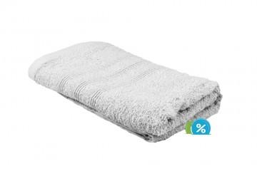 Froté ručník, 50x100 cm - šedý