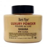 Ben Nye LUXURY POWDER - Banana, sypký pudr, 42g
