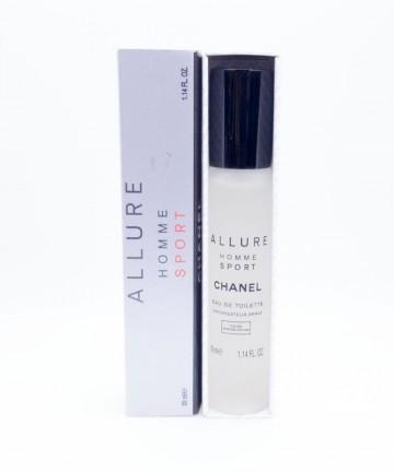Chanel Allure Homme Sport - parfémovaná voda pro muže, 33 ml