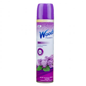 Woods Flowers Spray cu aerosol - Liliac, 300ml