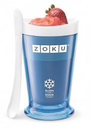ZOKU lahev, výrobník ledových nápojů - modrá