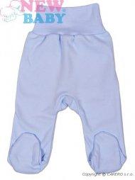 Kojenecké polodupačky New Baby Classic, modré