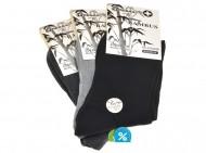 Dámské bambusové zdravotní klasické ponožky Pesail ZW220B - 3 páry, velikost 35-38