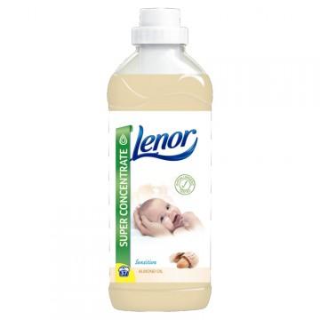 Lenor öblítő - Sensitive Almond oil, 925ml
