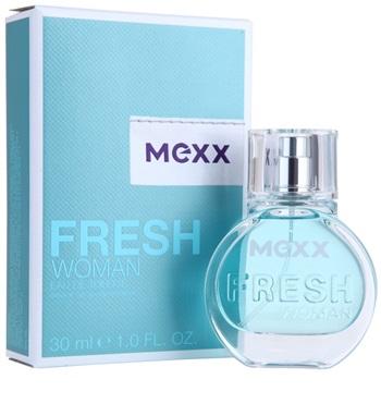 Mexx Fresh Woman New Look - toaletní voda pro ženy, 15 ml