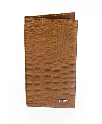 Dokladová peňaženka Sevjink - vzor krokodílej kože [194]