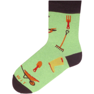 Ponožky - Zahrádkář - velikost 39-42