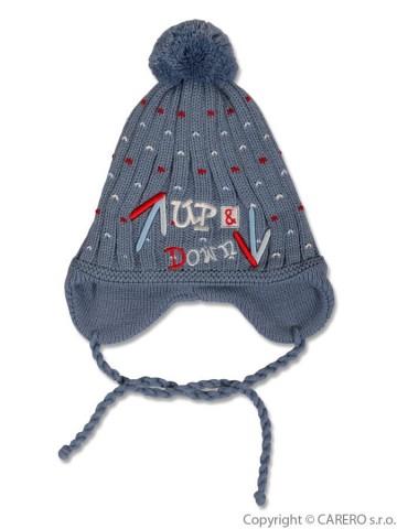 Detská zimná čiapočka