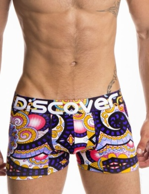 Pánské boxerky Discover Carlo Boxer, Velikost oblečení M