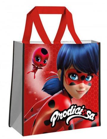 Dětská nákupní taška Kouzelná Beruška 38 cm